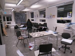 SUDes Studio: Main Room