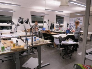 SUDes Studio Space: Room 2