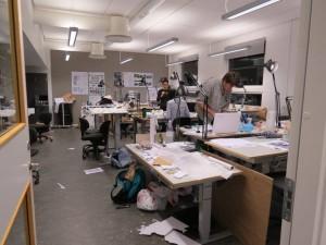 SUDes Studio Space: Room 1