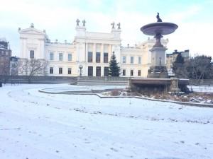 Winter in Lund!