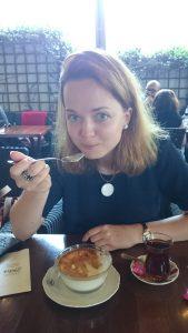 ...enjoy Turkish tea instead of Swedish coffee)