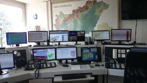 Command/Control Center, Budapest